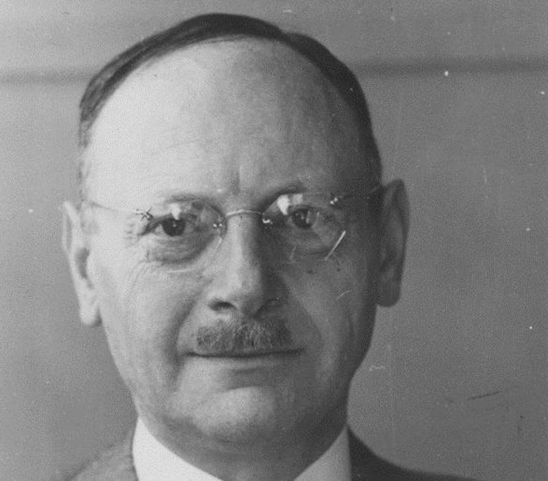 Dr. Bruno Stern, 1939 © privat