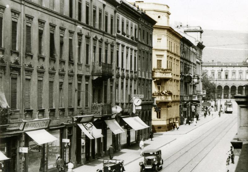 Kaiserstraße 27, 1935 © Stadtarchiv Würzburg