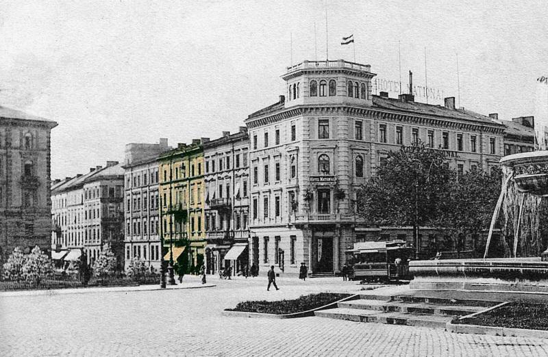 Kaiserstraße 29, nach 1900 © Johanna-Stahl-Zentrum
