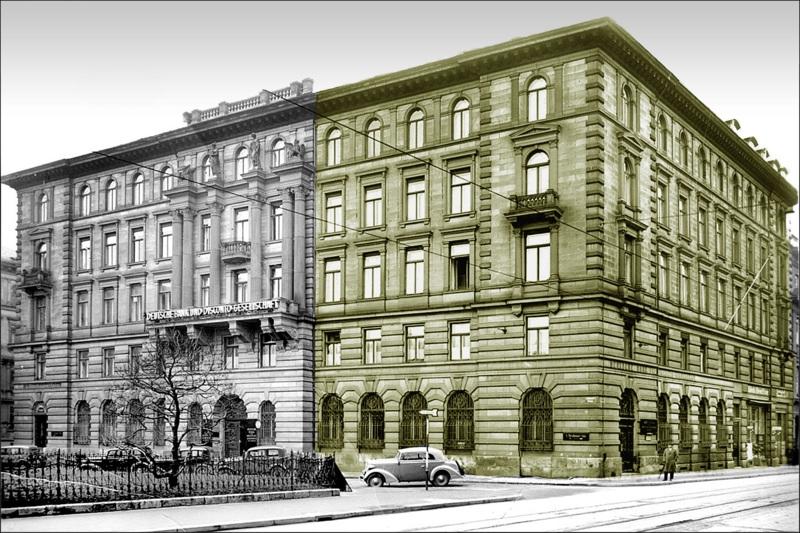 Kaiserstraße 28, 1939 © Sammlung Dürrnagel