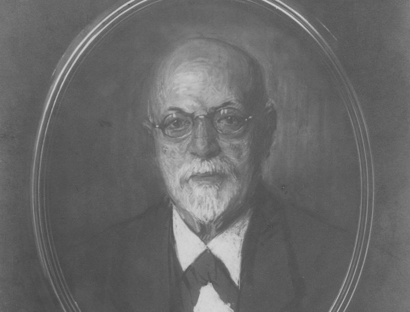 Dr. Otto Stern, 1917 © privat