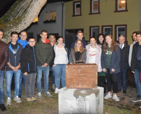 Ehemalige Klasse 10a des Balthasar-Neumann-Gymnasiums Marktheidenfeld